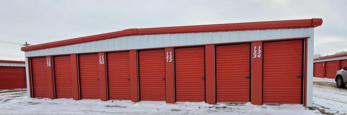 Boat and auto storage at KO Storage of Austin in Austin, Minnesota