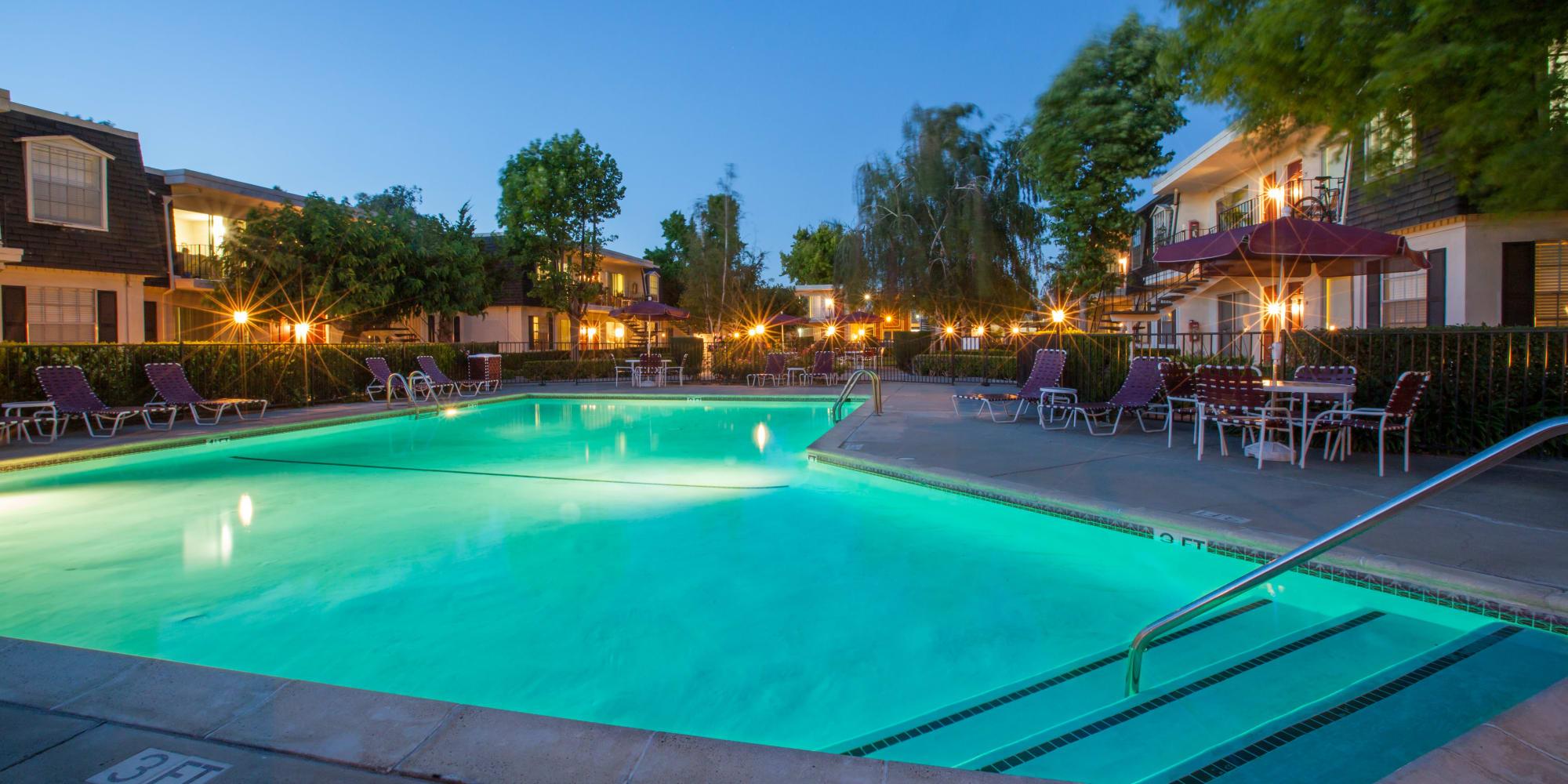 Normandy Park Apartments in Santa Clara, California