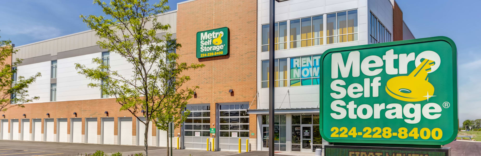 Metro Self Storage in St. Charles, IL
