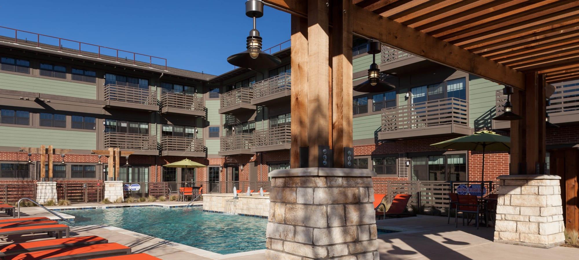 Apartments at Bellrock Bishop Arts in Dallas, Texas
