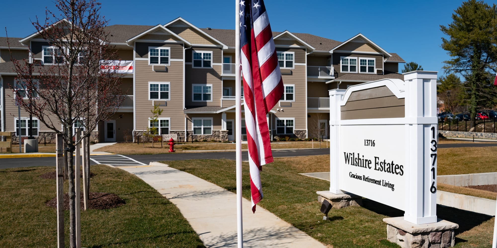 Wilshire Estates Gracious Retirement Living in Silver Spring, Maryland