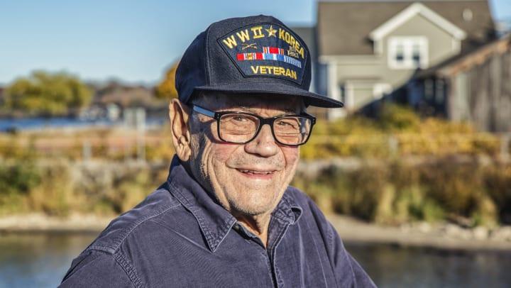 World War 2 and Korea Veteran