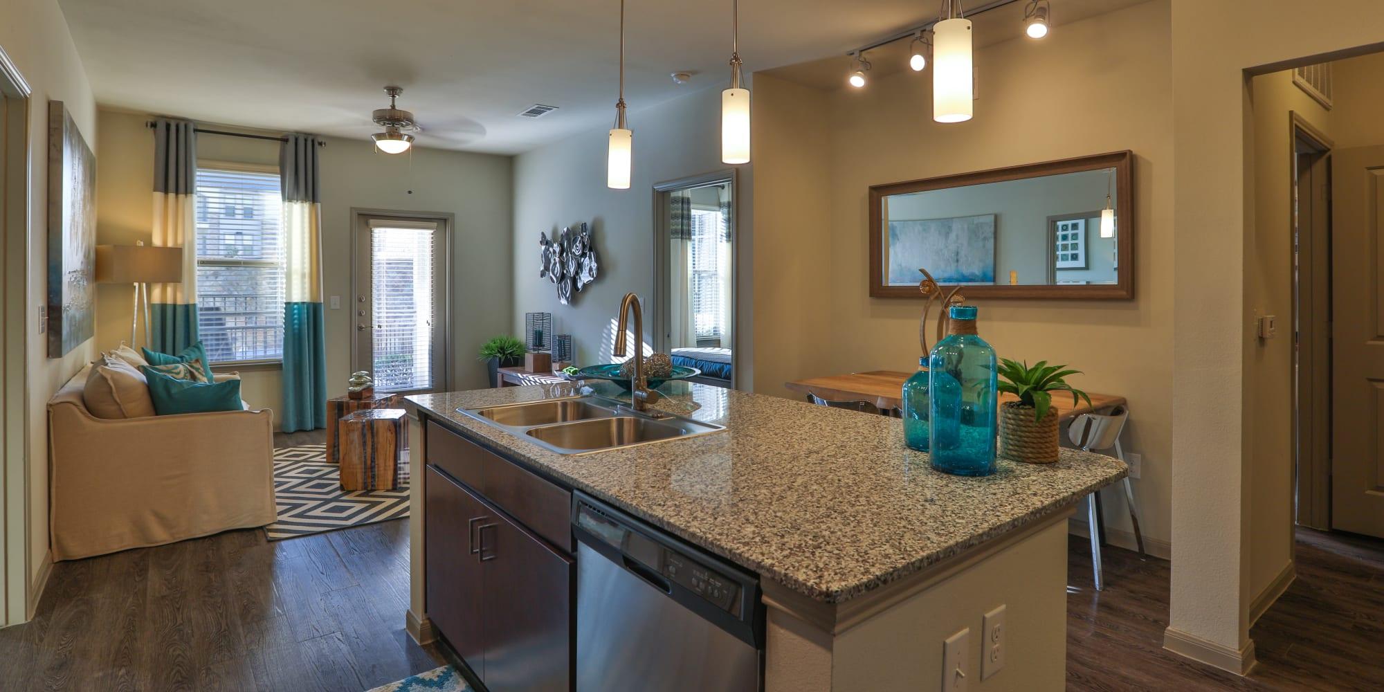 Richmond, Texas, apartments at Olympus at Waterside Estates