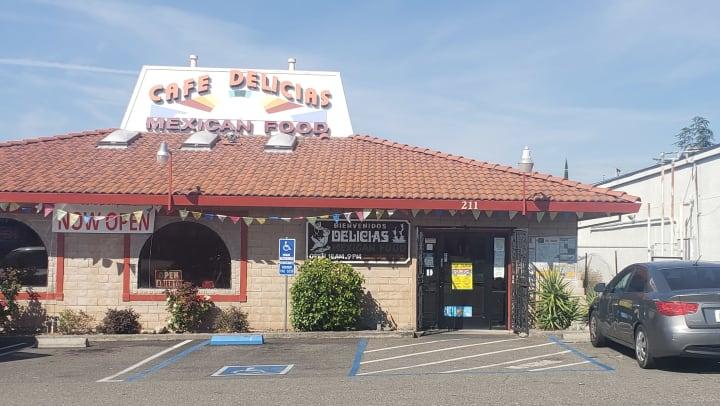 Café Delicias Roseville CA