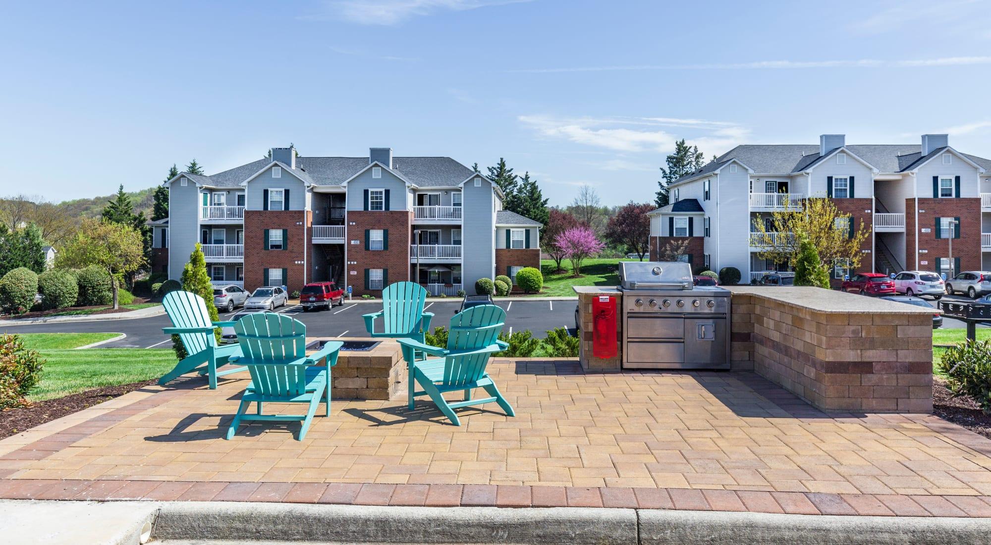 Apartments at Glade Creek Apartments in Roanoke, Virginia
