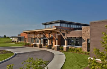 Link to Blair Ridge Health Campus's Wellbrooke of Wabash location