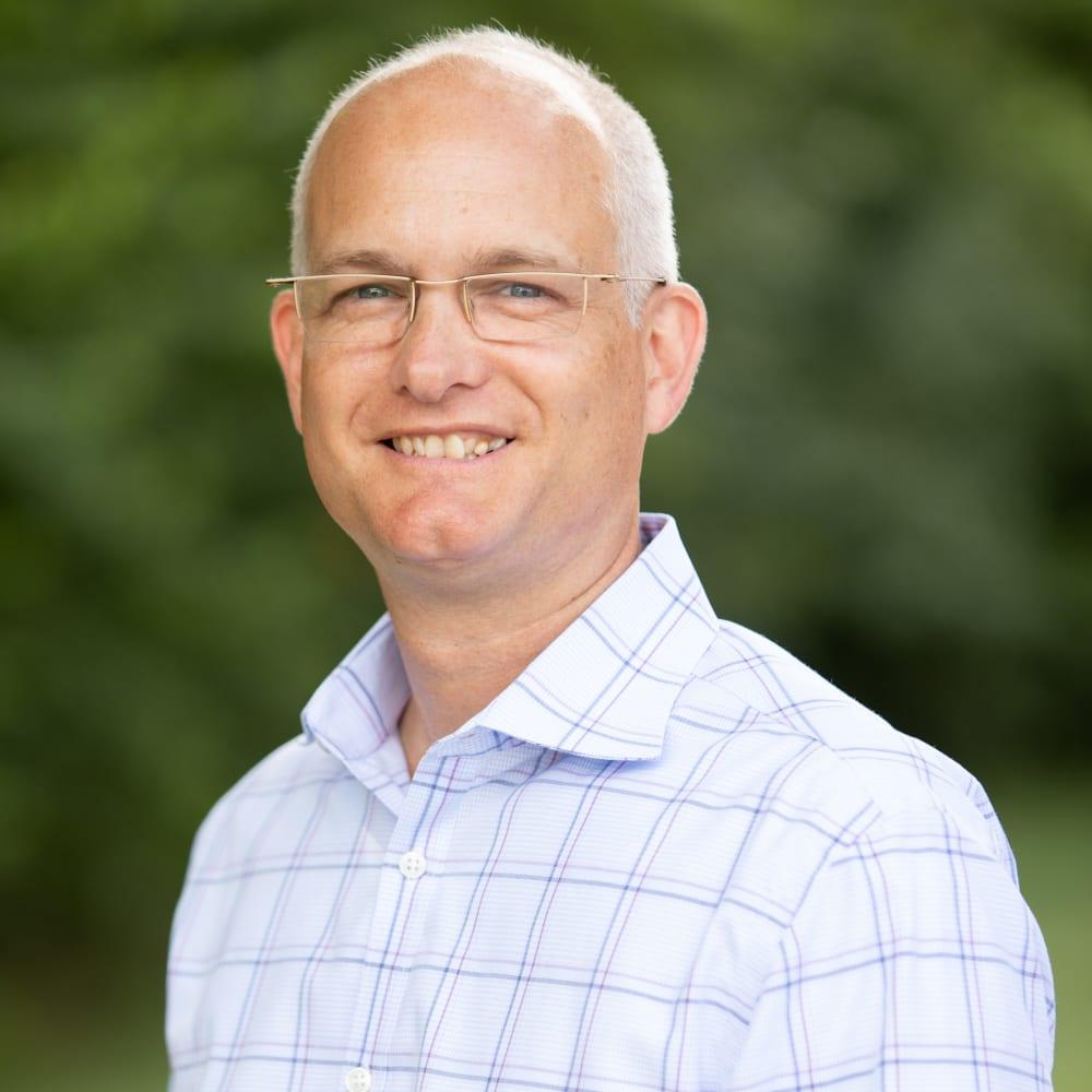 Chris Randall, CEO of Randall Residences