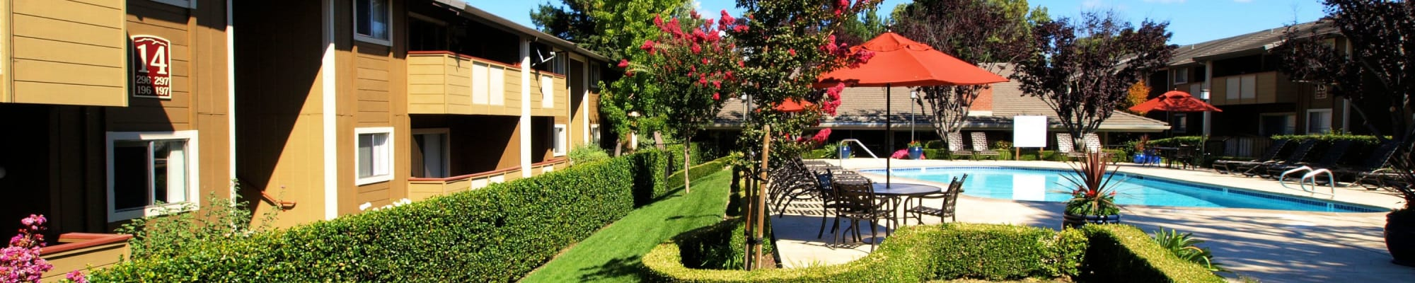 Amenities at Shadow Oaks Apartment Homes in Cupertino, California