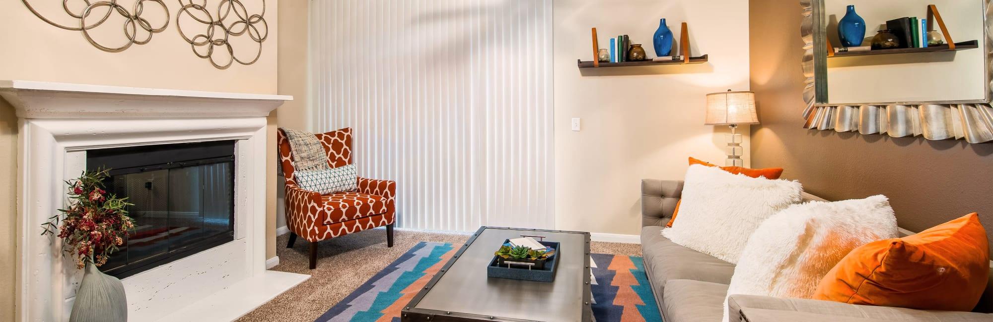 Plano, Texas, apartments at Reserve at Pebble Creek