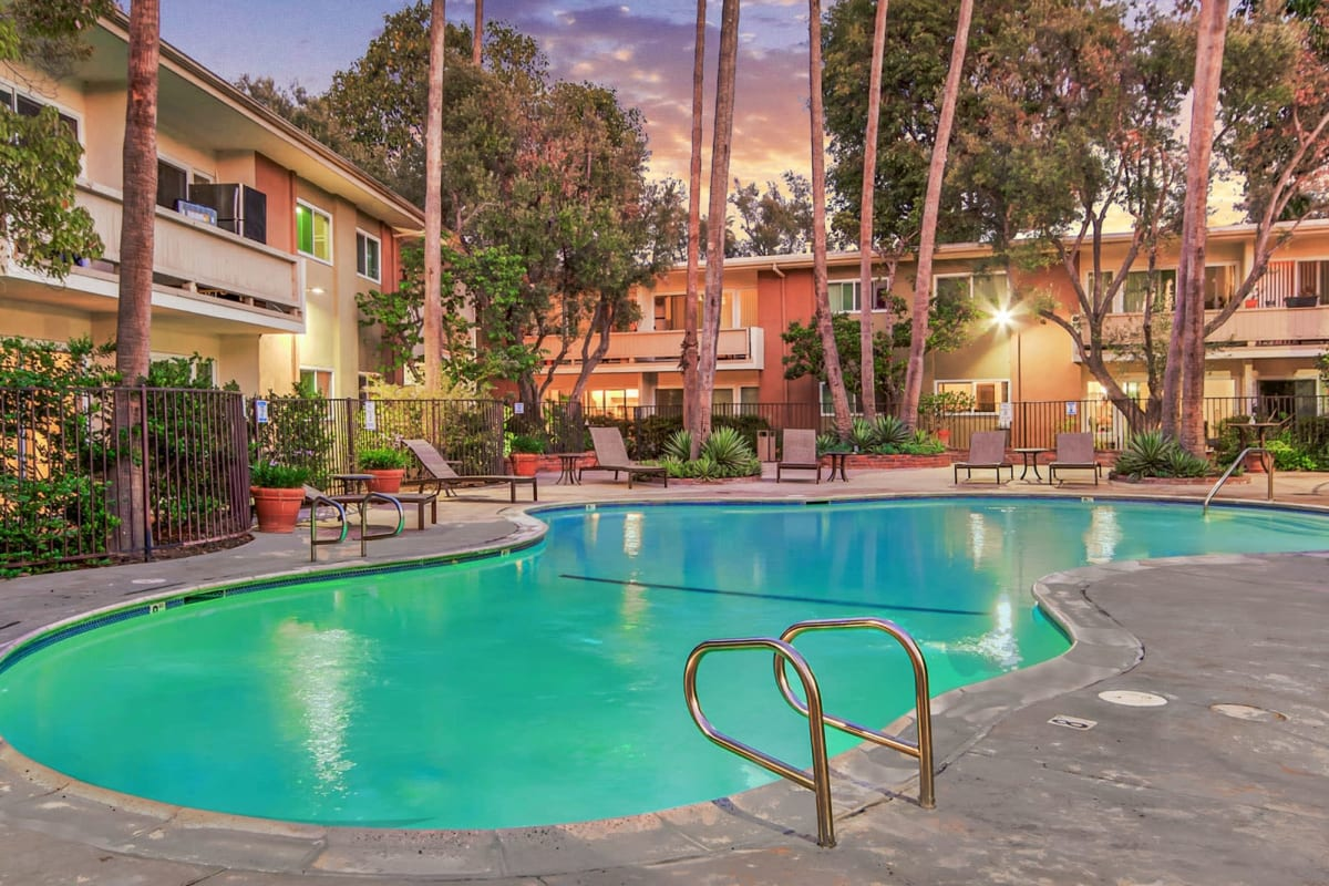 View our Villa Vicente property in Los Angeles, California