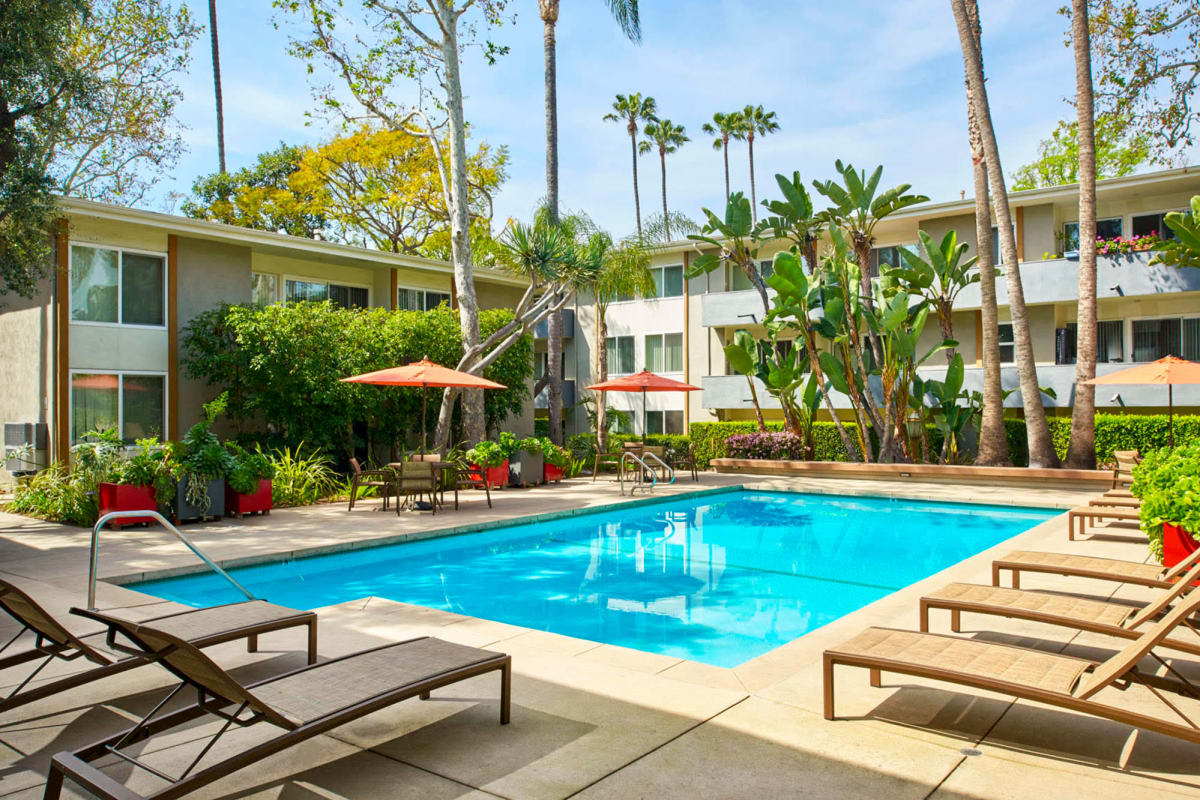 View our West Park Village property in Los Angeles, California