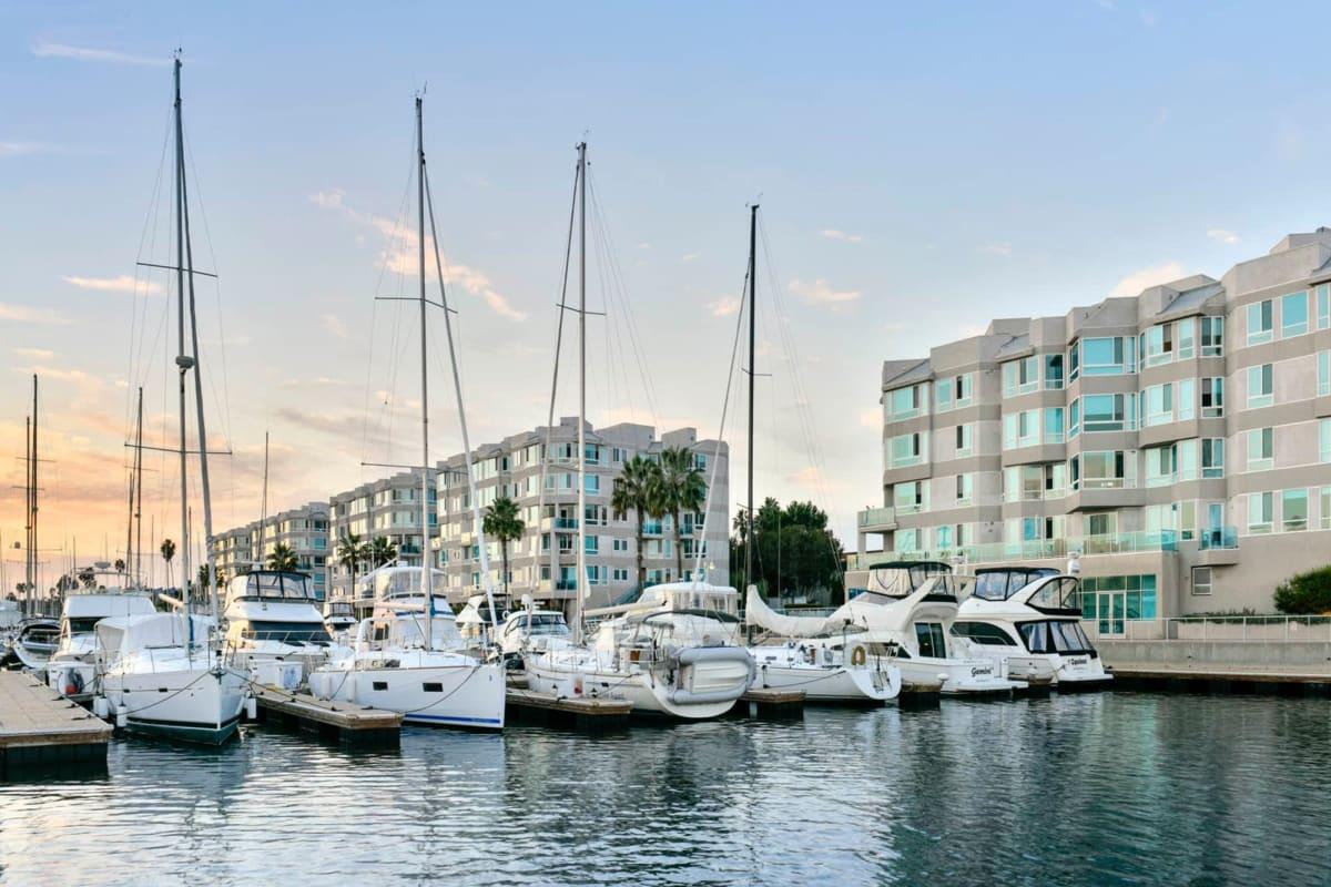 View our Esprit Marina Del Rey property in Marina del Rey, California