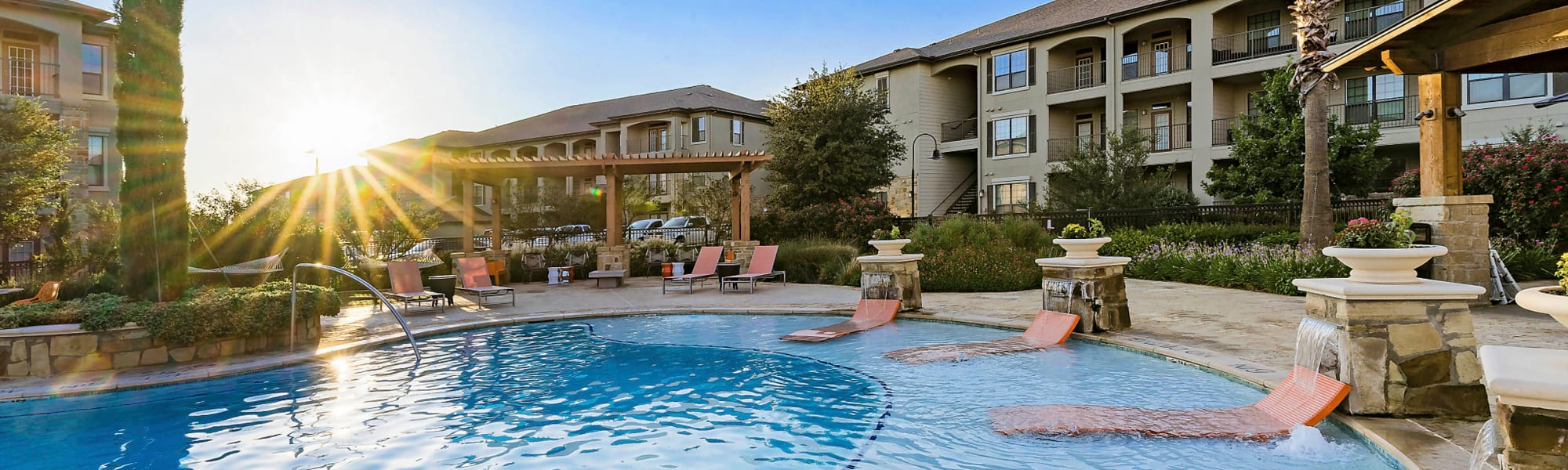 Amenities at Sedona Ranch in Odessa, Texas
