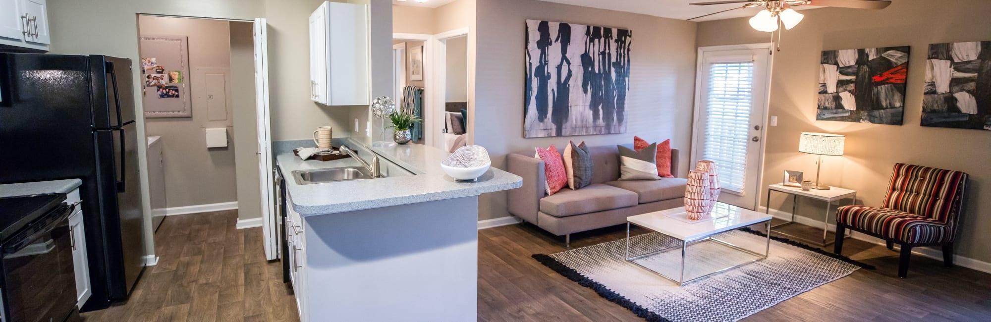 Apartments at 200 Braehill in Winston-Salem, North Carolina