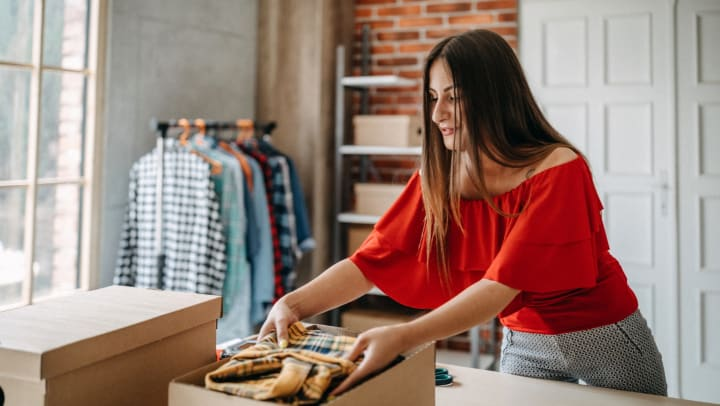 Here are three ways to use self storage to your advantage during COVID