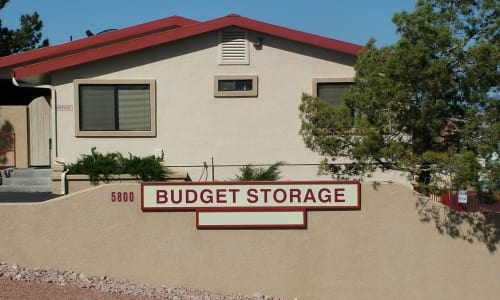 Budget Mini Storage - 5800 Fulton Dr.