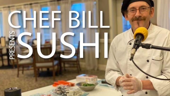 Sushi Rolls!