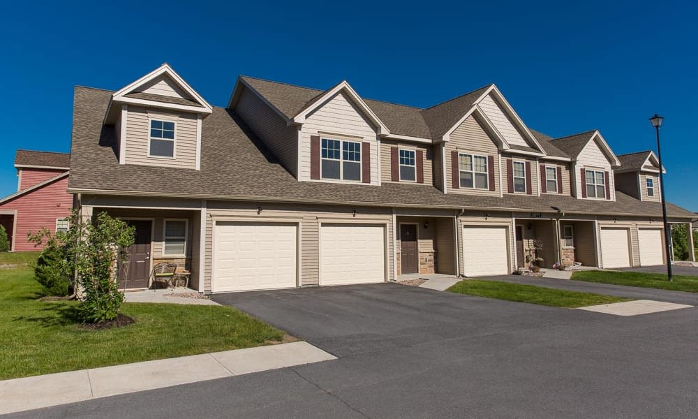 Front view of Preserve at Autumn Ridge in Watertown, New York
