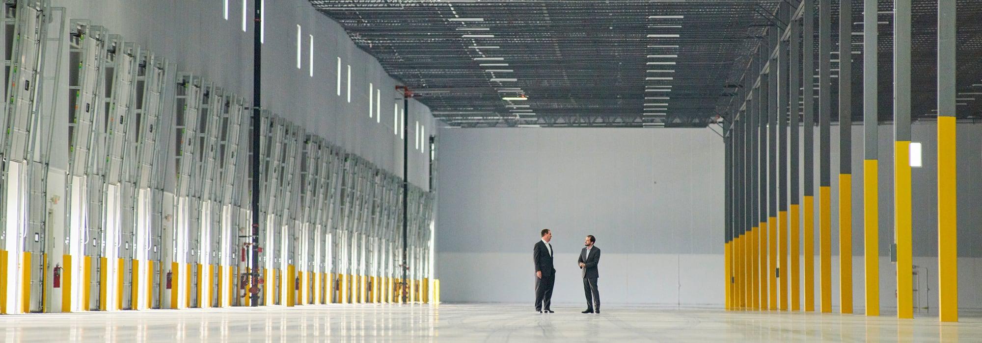 Industrial properties at Alpha Industrial Properties