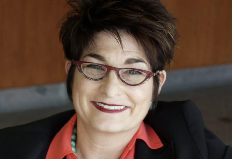 Julie Lee at Harbor Group Management in Norfolk, Virginia