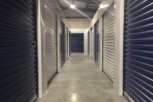 Self storage units for rent at Carolina Secure Storage in Creedmoor, North Carolina