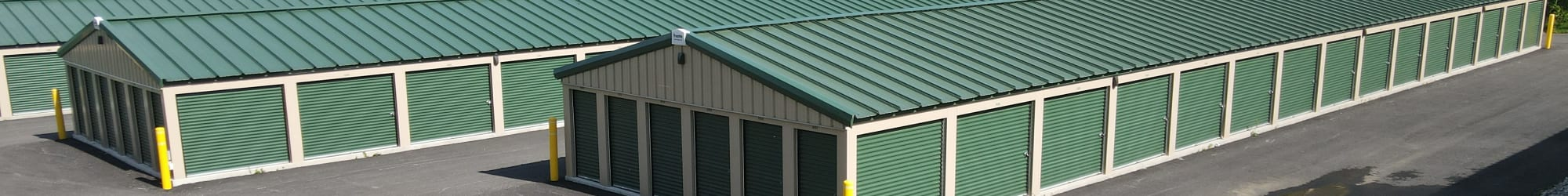 Reserve a unit at 603 Storage - West Milford in Milford, New Hampshire