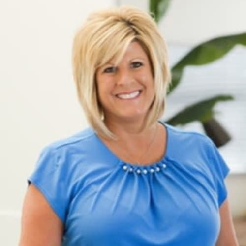 Tami Miller, Senior Living Counselor of Keystone Place at Four Mile Cove in Cape Coral, Florida