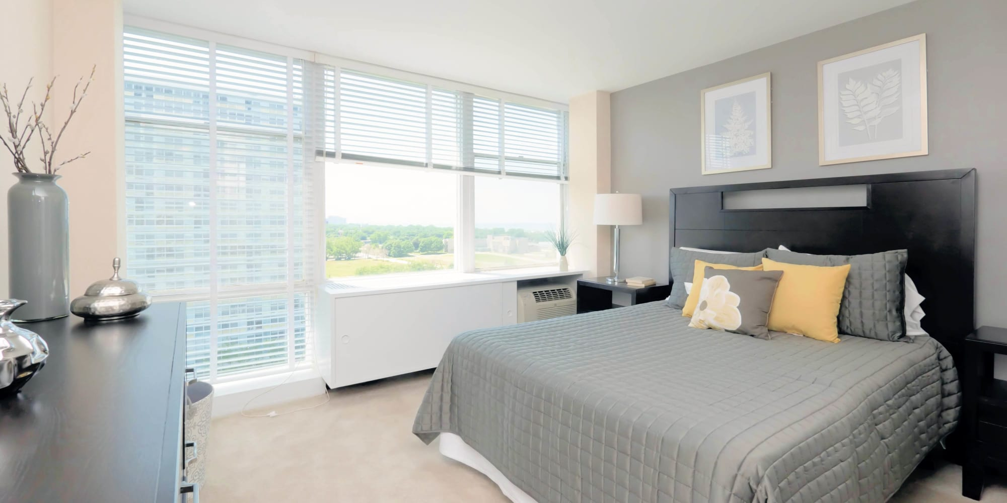 Luxury apartments in Chicago, Illinois at Prairie Shores