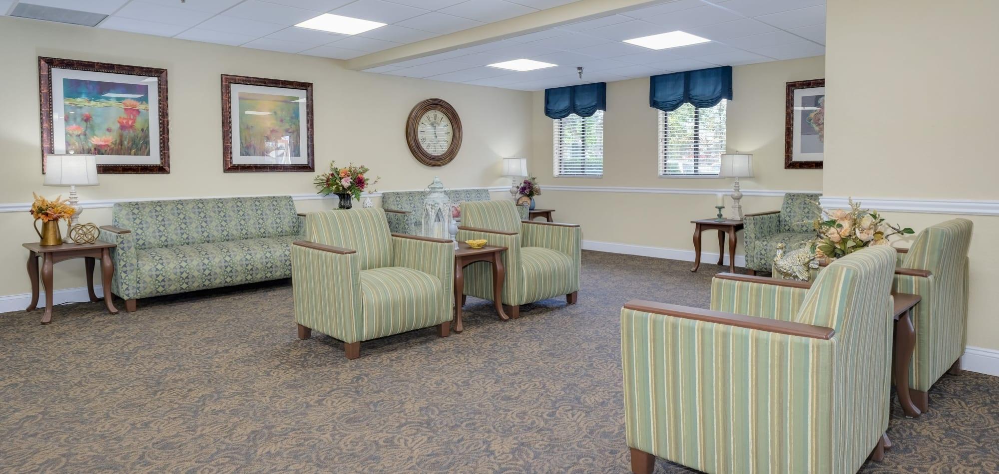 Grand Villa of New Port Richey senior living in Florida