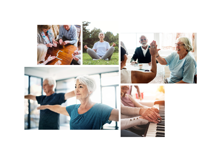 Senior Living at Tranquility Estates in Grand Blanc, Michigan