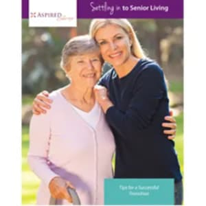 Learn more about Settling in to Senior Living at Aspired Living of Prospect Heights in Prospect Heights, Illinois