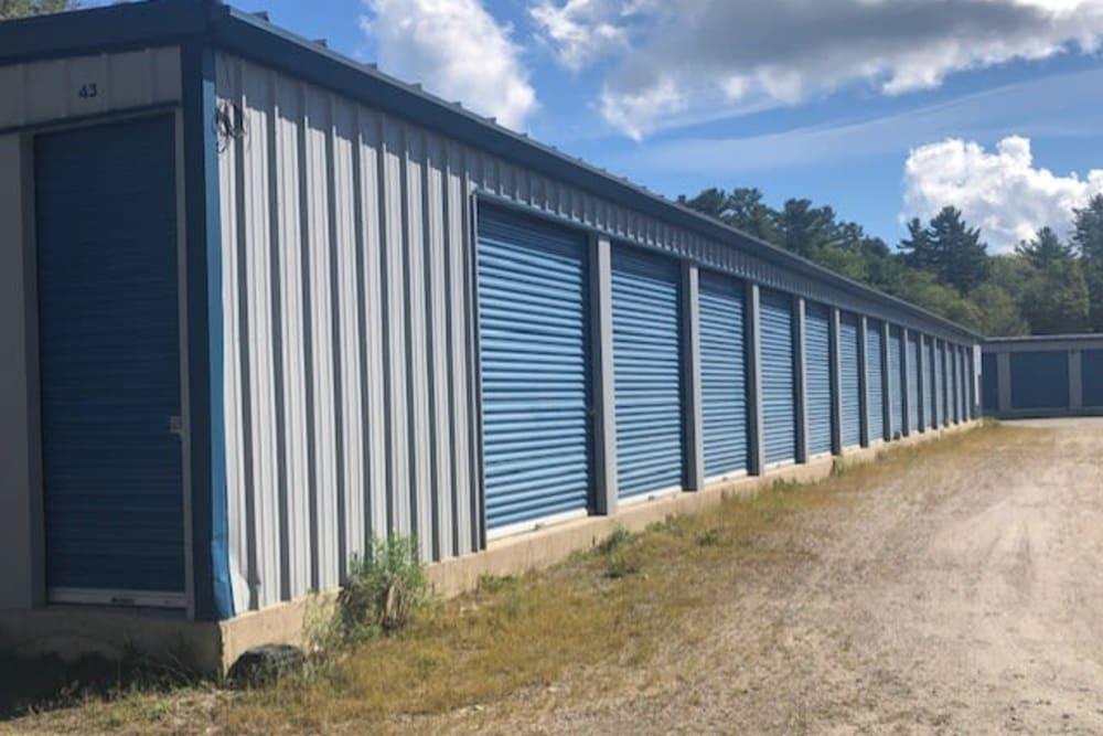 Storage units at Apple Self Storage - Port Carling in Port Carling, Ontario