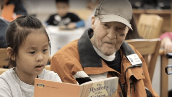Grandfriend Project at Chelsea Place Memory Care in Aurora CO