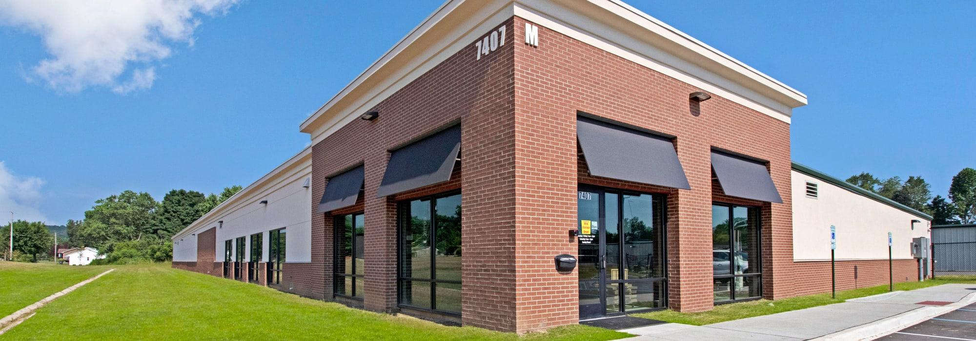 Welcome to Mini Storage Depot in Louisville, Kentucky