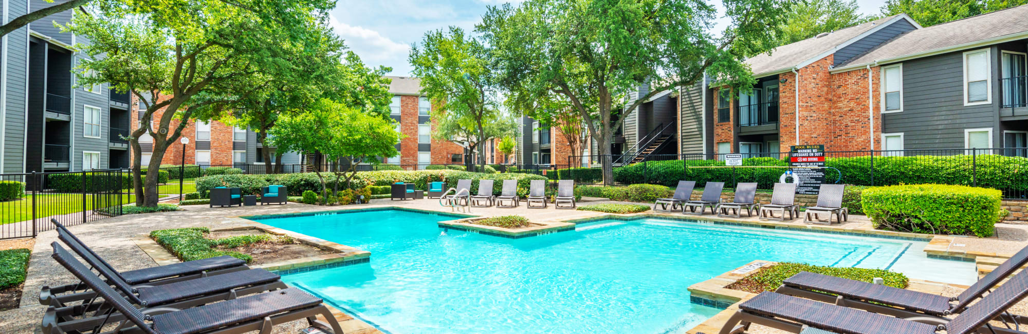 Apartments at The Madison in Dallas, Texas
