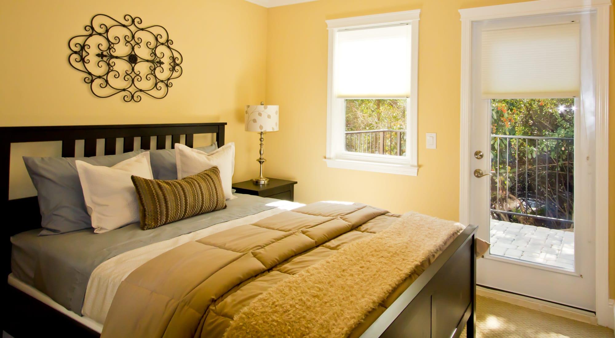 Ventana Villas luxury apartments in San Rafael, California