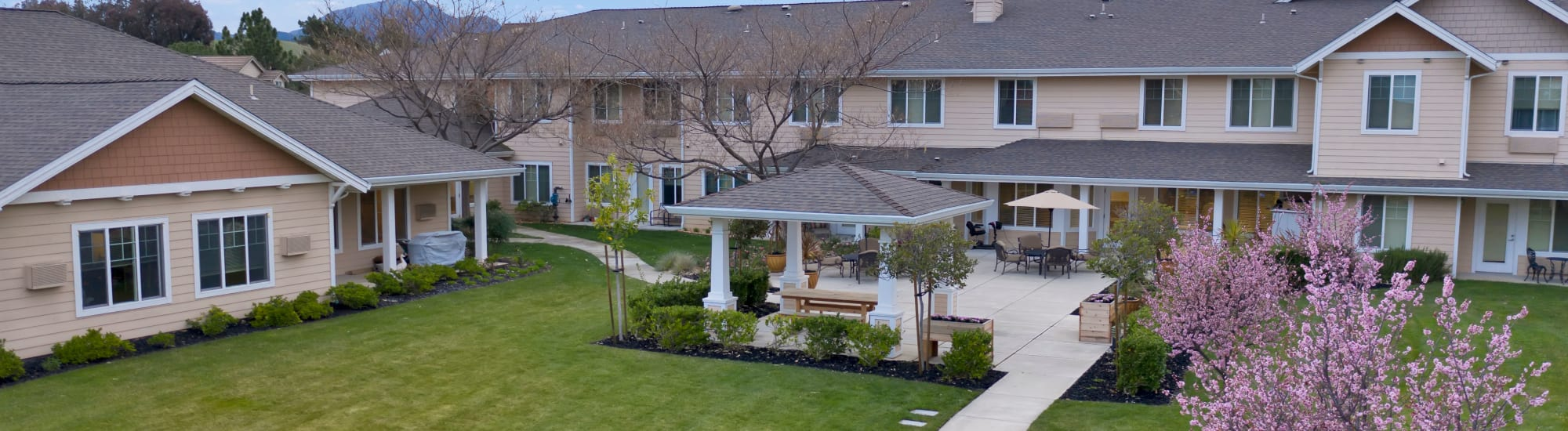 Our community at The Commons at Dallas Ranch in Antioch, California