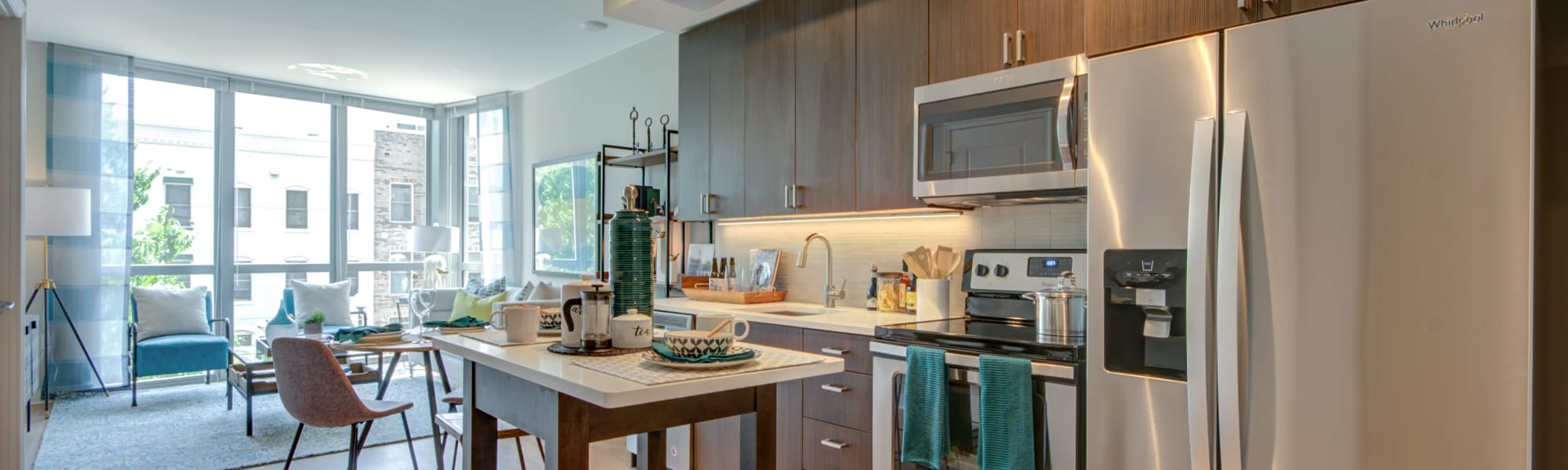 Schedule a tour at Harlow in Washington, District of Columbia