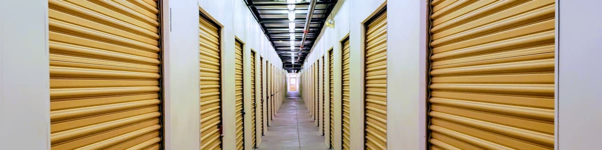 Self storage in Apache Junction offering boat and RV storage