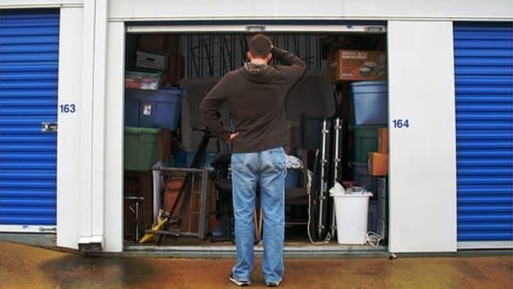 organize storage