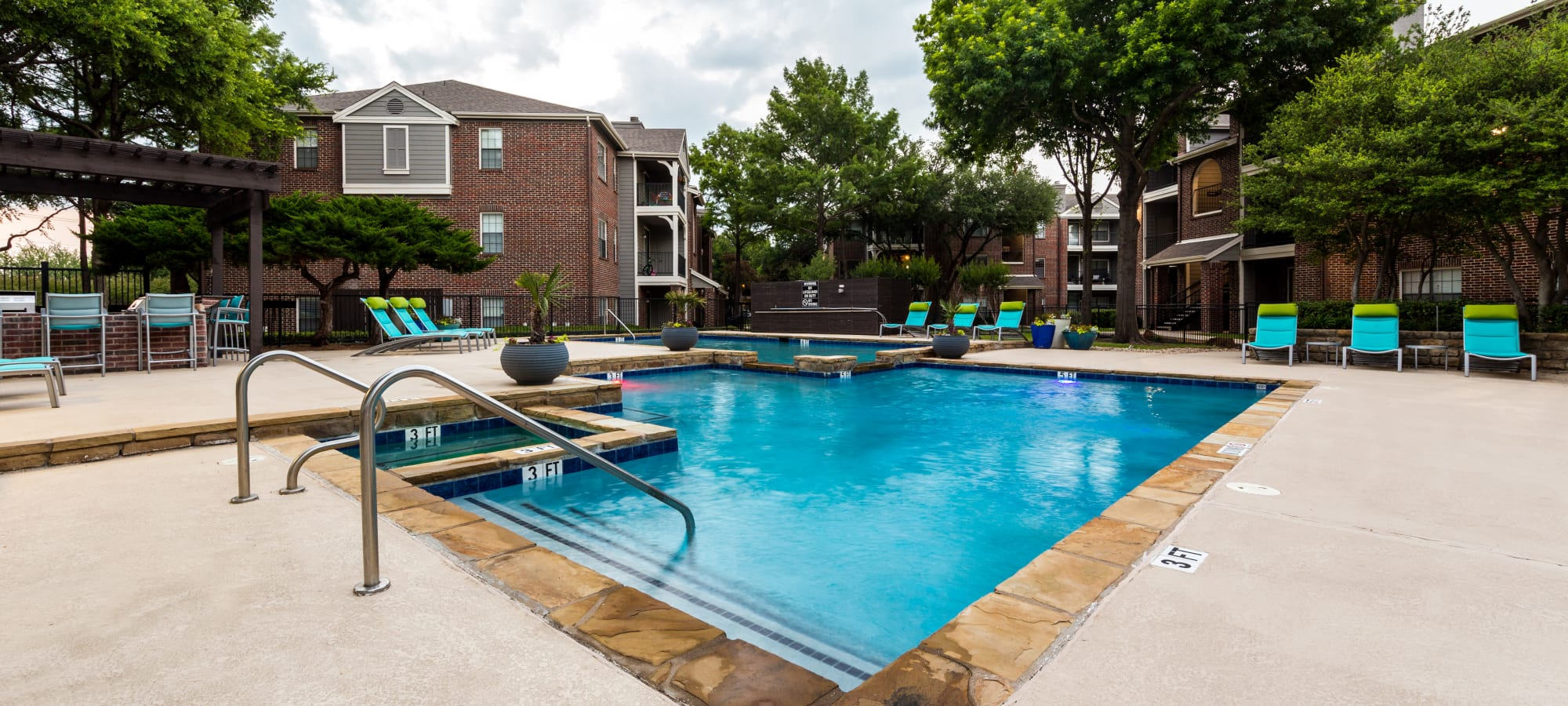 Apartments at Marquis at Legacy in Plano, Texas