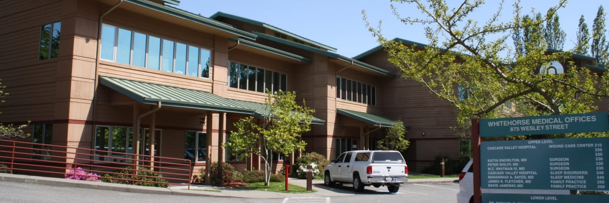 Whitehorse Medical Office, a commercial building owned by Coast Property Management in Everett, Washington