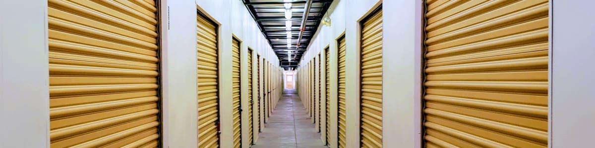 Photos of our self storage facility in Tucson AZ