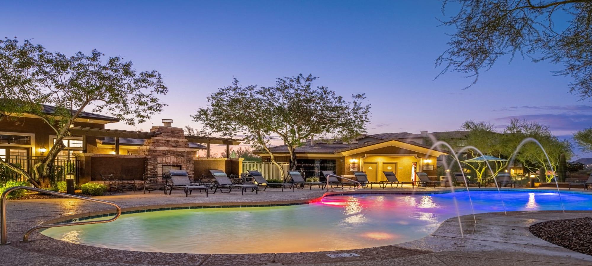 Apartments at Marquis at Sonoran Preserve in Phoenix, Arizona