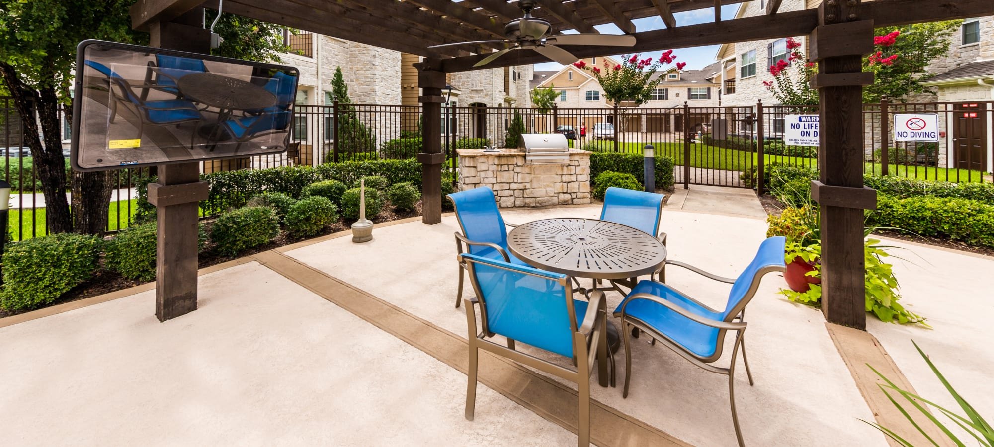 Amenities at Marquis at Cinco Ranch in Katy, Texas