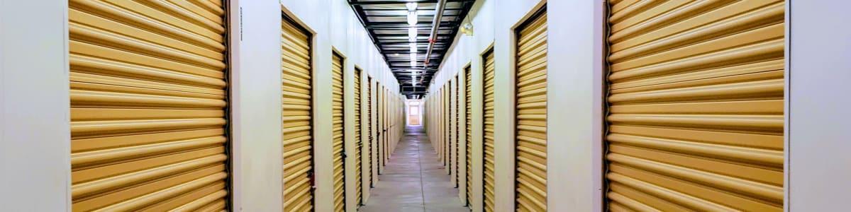 Apache Junction AZ storage features