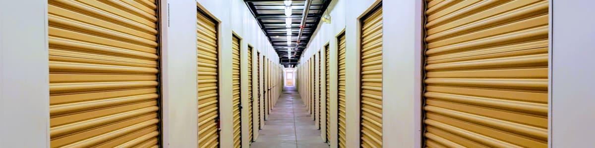 Self storage units in Flagstaff