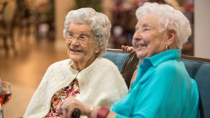 Seniors Who Socialize Have Better Cognition