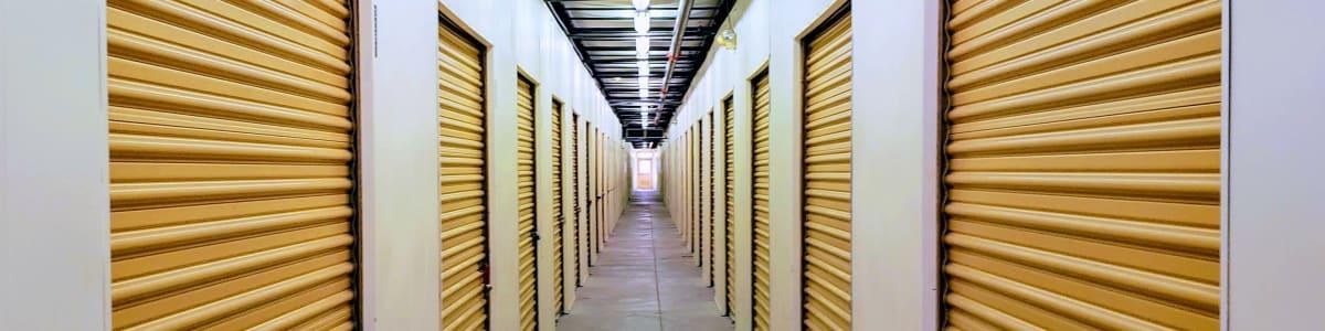 Photos of our self storage facility in Bisbee AZ