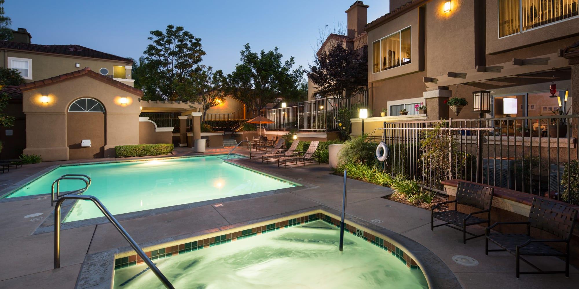 Laguna Niguel, California, apartments at Niguel Summit Condominium Rentals